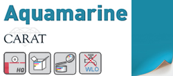 Aquamarine Printing Blanket